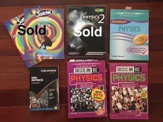 HSC physics textbooks