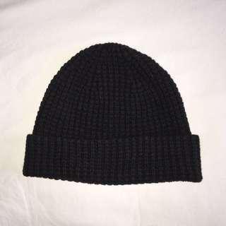 COS chunky knit oversized beanie