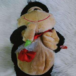 Singing Monkey Doll from US