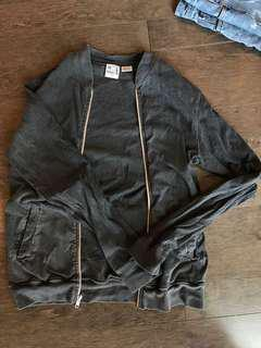 American Apparel Light-Weight Bomber