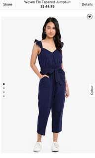 Cotton On Jumpsuit in Black