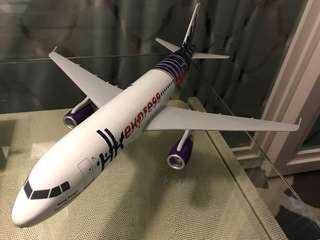 Plane scale model