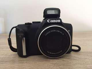 Canon Poweshot SX170 IS
