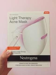 Neutrogena life therapy acne mask