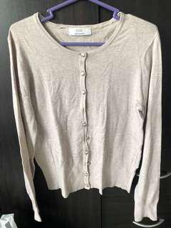 Marks and Spencer Grey Cardigan