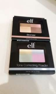Elf bronzer elf Correcting Powder