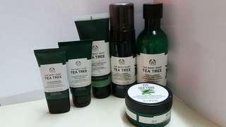 Body shop tea tree