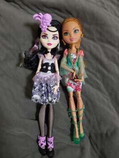 Ever after dolls