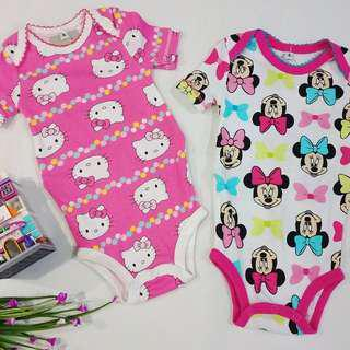 Baby Rompers 3-6m