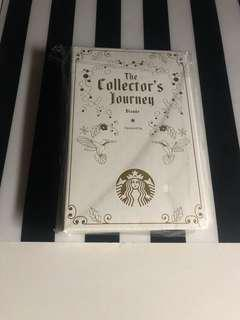 STARBUCKS CARD BOOK