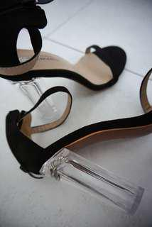 High heels import