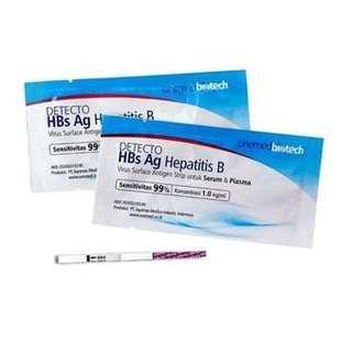 Rapid test HBsag (hepatitis)