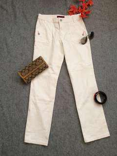 WHITE PANTS FROM JAPAN