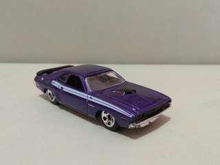 Hotwheels Dodge Challenger