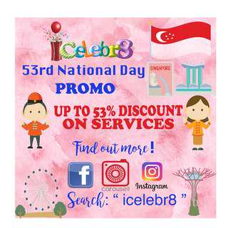 National Day PROMO