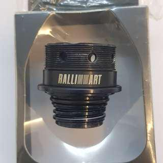 Original Ralliart engine oil cap