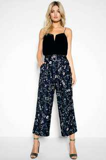 Sheike Enchanted forest culottes