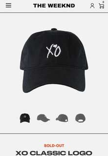 THE WEEKND XO HAT