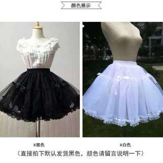 PO: Lolita / cosplay petticoat