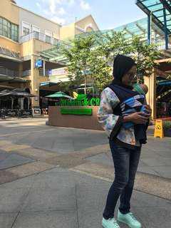 Mak Yang Baby Wrap
