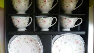 St. JAMES coffee set