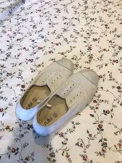 Rubi white sneakers