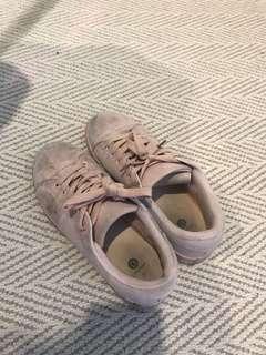 Target Pink Sneakers