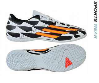 Adidas F5 In Wc (Turf) Shoes Men - White/Black M19930 -M199-30