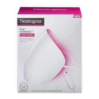 Neutrogena Fine Fairness Light Mask Light Therapy LED Mask