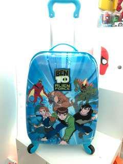 Display Unit Ben 10 Kids Luggage Bag