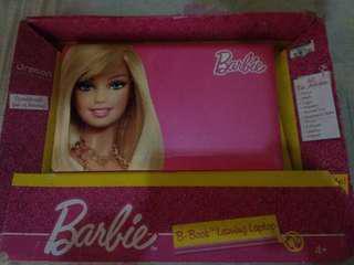 Barbie laptop