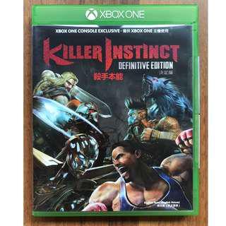 Xbox One: Killer Instinct Definitive Edition