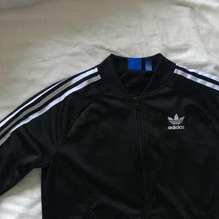 Adidas Superstar Sweater from Aritzia