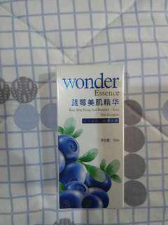 NEW!!!!!! BIOAQUA BLUEBERRY WONDER ESSENCE