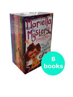 Mariella Mystery Set (8 books)