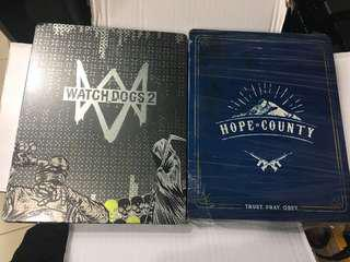 Far Cry 5 Steelbook G2 (Not include Game)