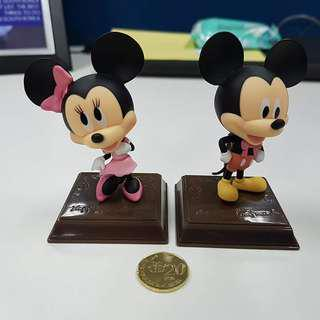 Mickey & Minnie Mouse Lovers Set Disney Tokyo #UNDER90