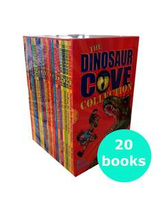 Dinosaur Cove Set (20 books)