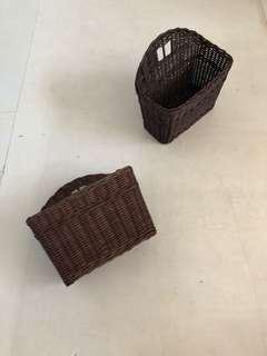 Basket ikea nice for decoration