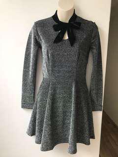 Valfre Glitter Dress S/M/L