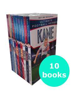 Ultimate Football Set (10 books)