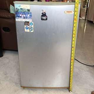 Akira mini fridge