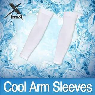 GearX Cool Arm Sleeves (Black)
