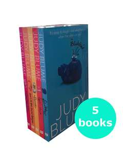 Judy Blume Set (5 books)