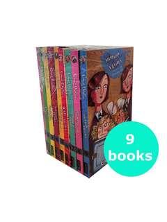 Enid Blyton St Clare (9 books)