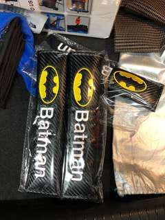 Batman安全帶套