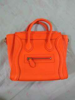 💯 Authentic Celine Nano Handbag