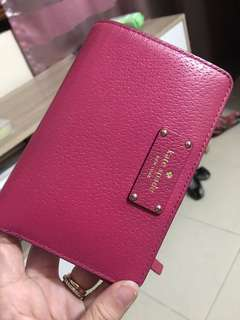 Auth. Kate Spade wallet