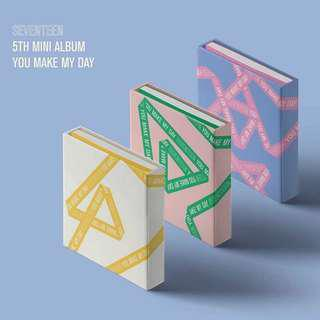 [PREORDER] SEVENTEEN - You Make My Day
