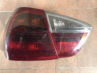 BMW e90 backlight